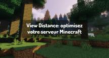 View Distance: optimisez votre serveur Minecraft