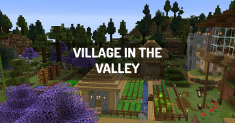 Village in the Valley | minecraft modpack
