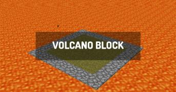 Volcano Block   modpack minecraft