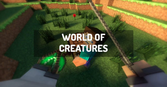 World of Creatures   minecraft modpack
