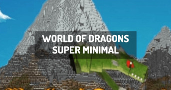 World of Dragons Super Minimal | modpack minecraft