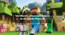 WorldBorder - Gérez les frontières de vos mondes Minecraft