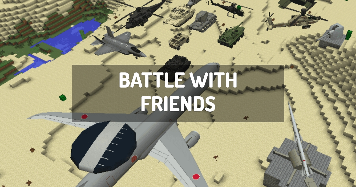 Battle with Friends