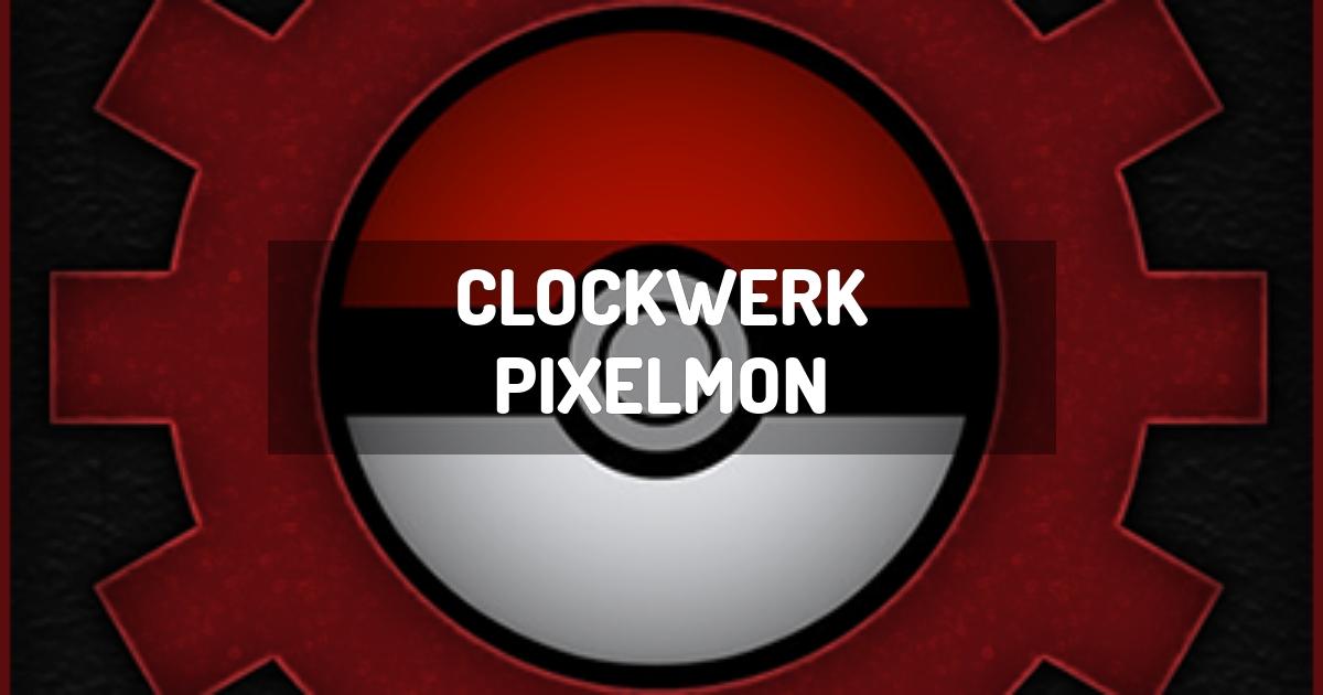 Clockwerk Pixelmon