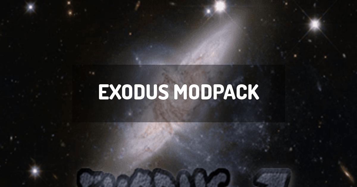 Exodus Modpack