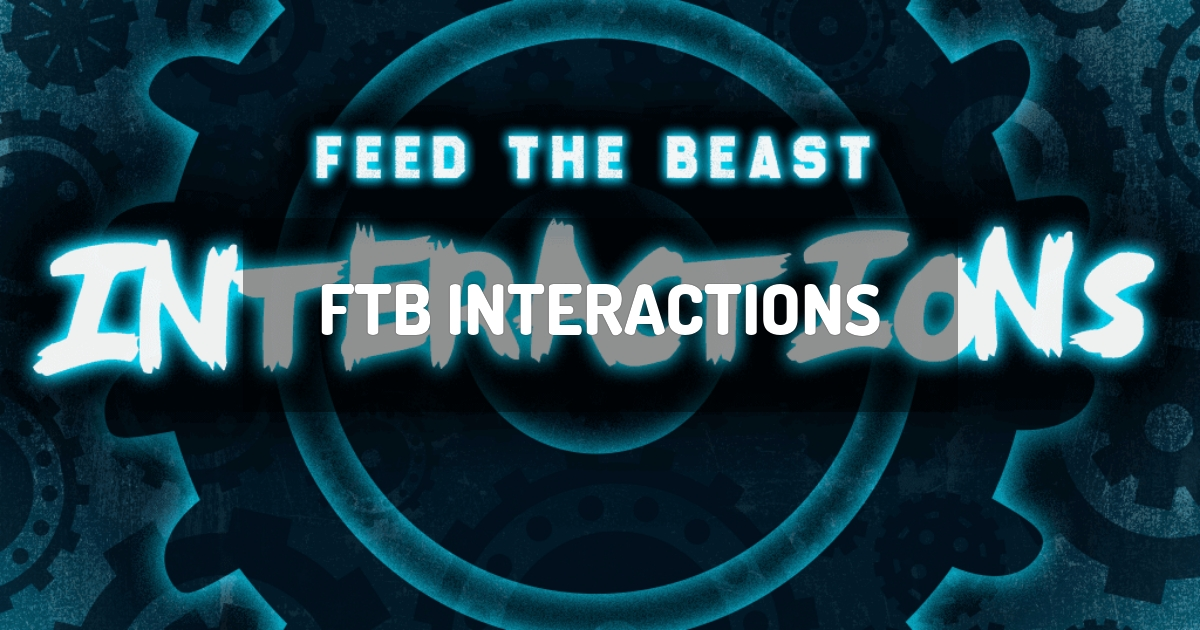 FTB Interactions