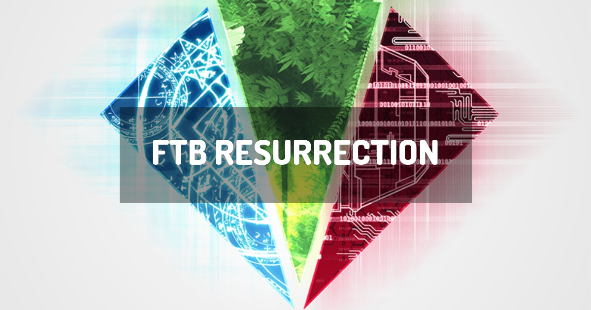 FTB Resurrection