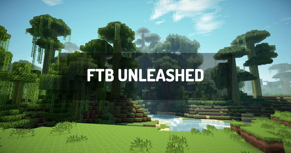 FTB Unleashed