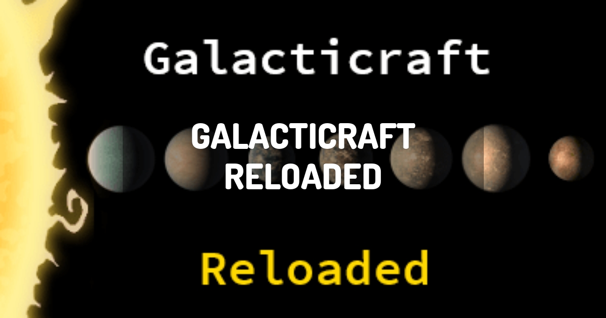 Galacticraft Reloaded