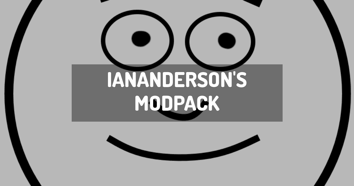 IanAnderson's Modpack