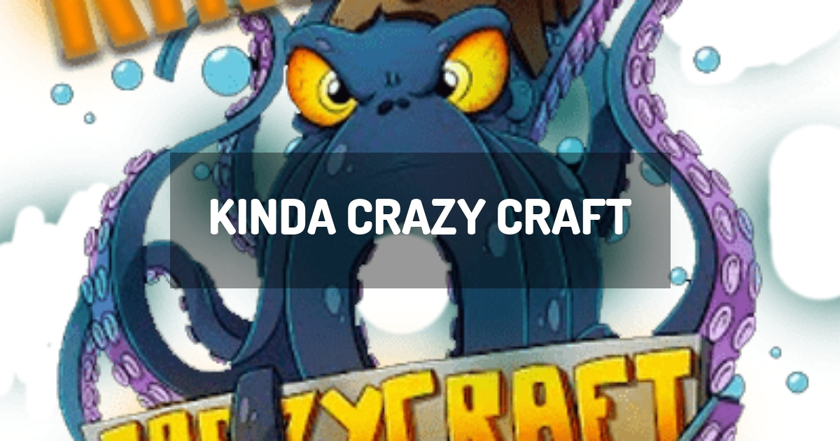 Kinda Crazy Craft