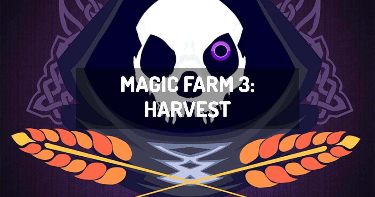 Magic Farm 3: Harvest