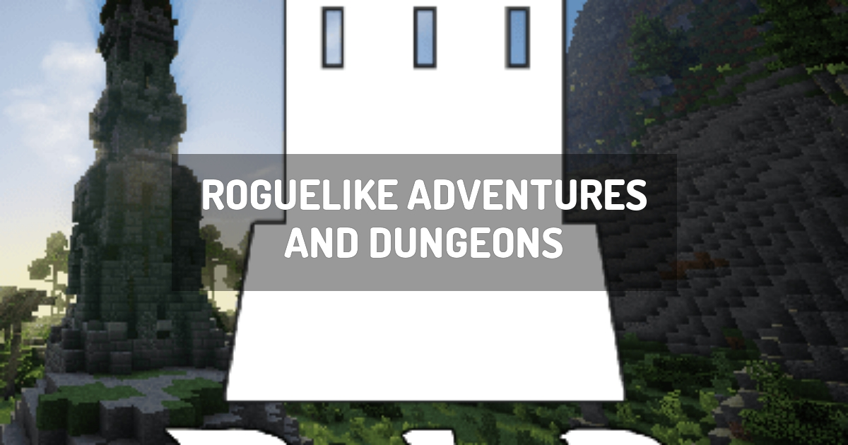 Roguelike Adventures and Dungeons