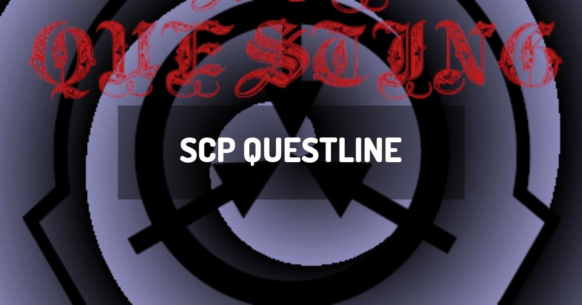 SCP Questline