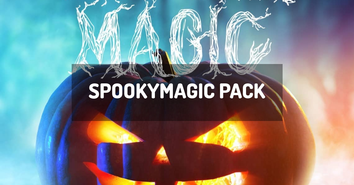 SpookyMagic Pack