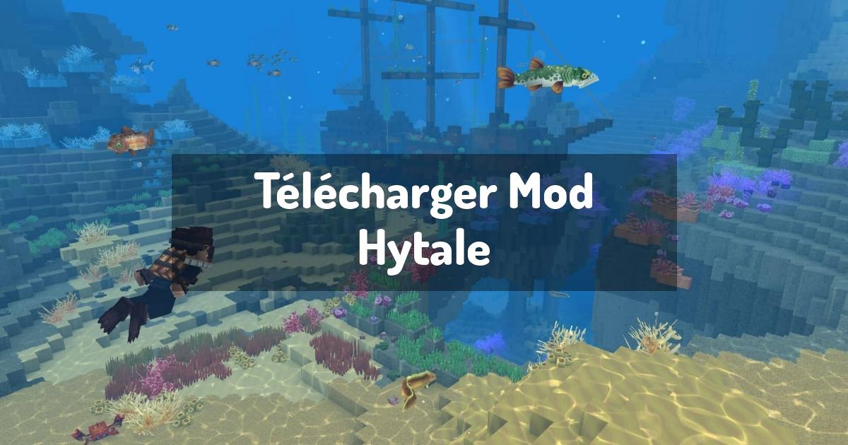 Télécharger Mod Hytale