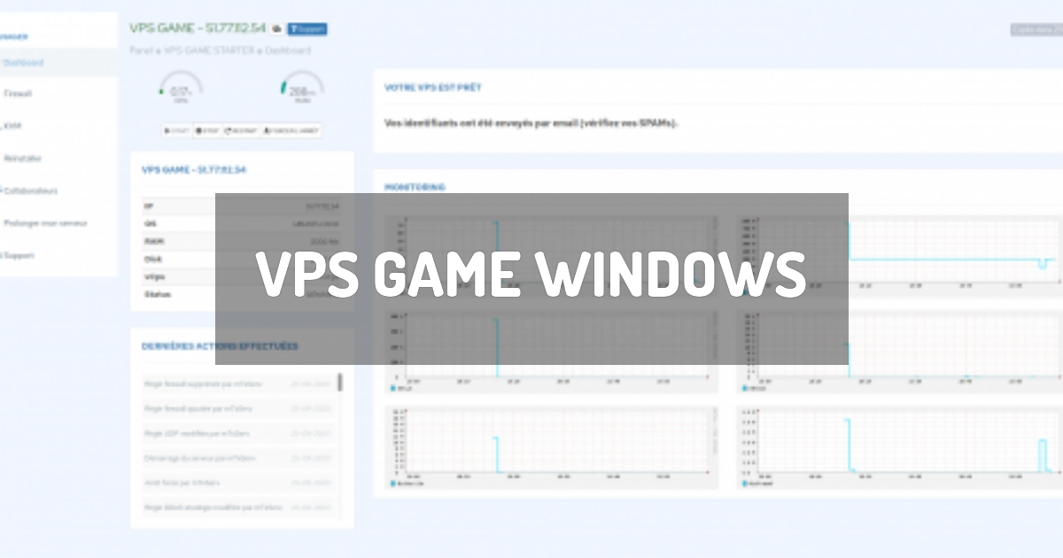 VPS GAME WINDOWS