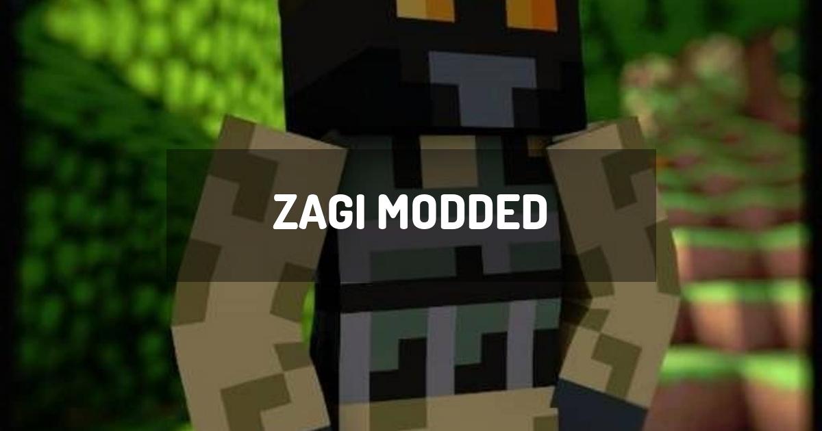 Zagi Modded